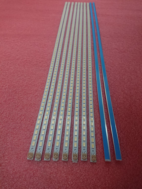 Lovely New 10 Pcs/lot 72leds 520mm Led Backlight Strip For 46-down Lj64-03035a Sled 2011sgs46 5630 72 Lta460hj15 46sl412u 46ft5453