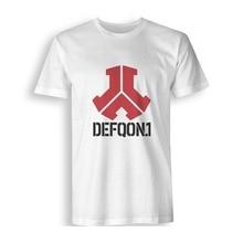 3b22e5d594f4 Defqon.1 Q - Dance Men s Size S 3xl White T-shirts 2019 Tee Shirts Printing