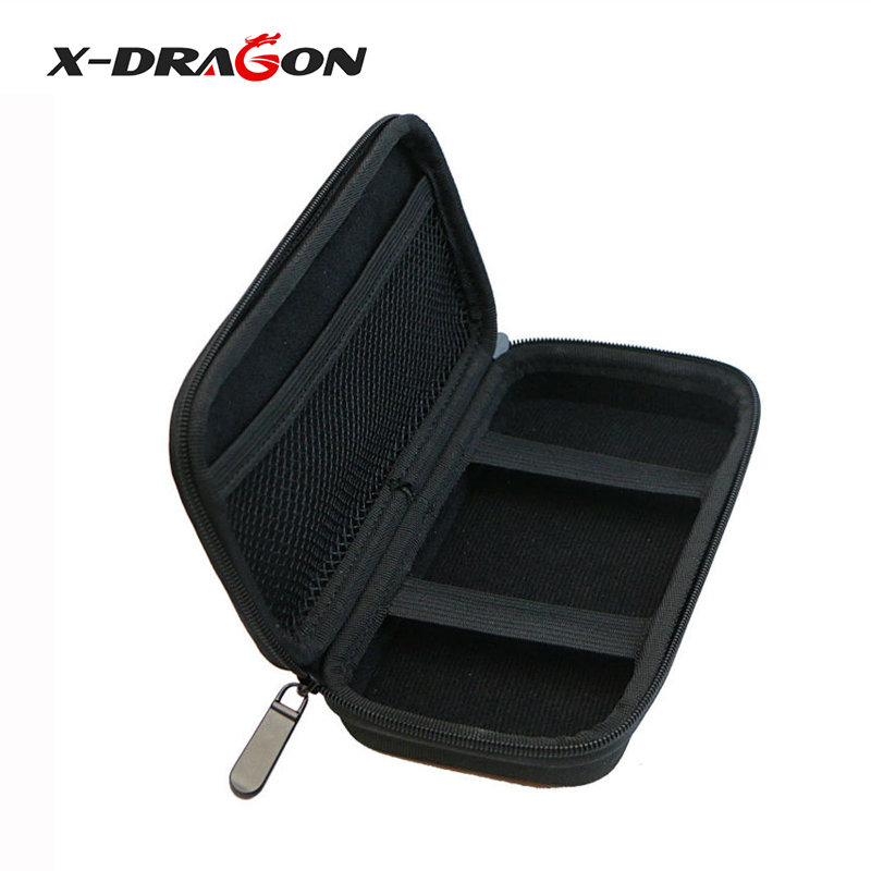X-DRAGON Water Resistant External Battery Bag Pouch Universal Travel Case for Smartphone, Samsung, other External Battery Pack