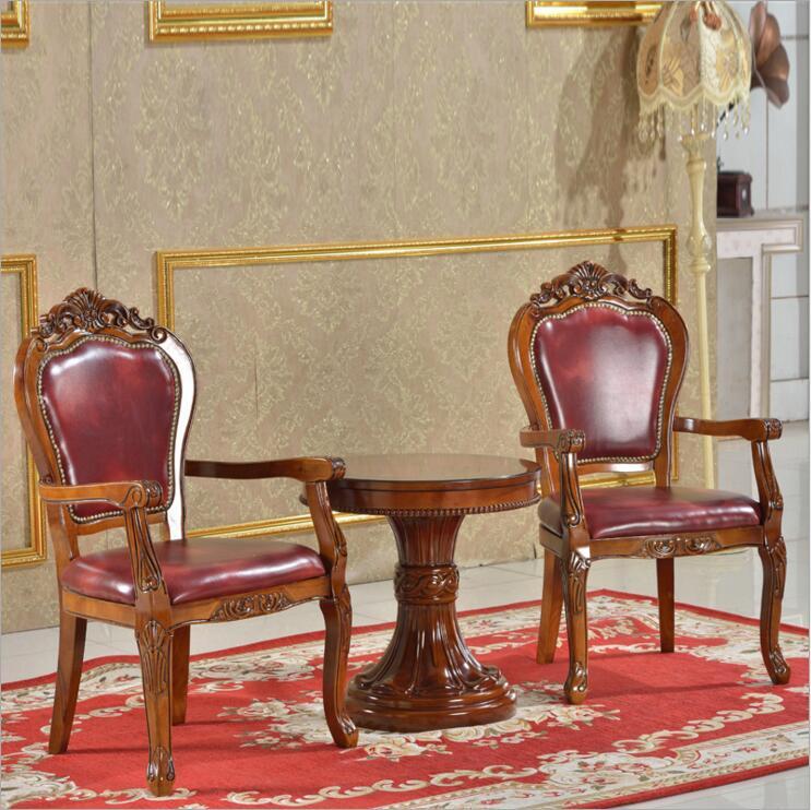 high quality European modern dinner Luxury leather chair o1193 high quality european modern leather chair dining chairs 1089
