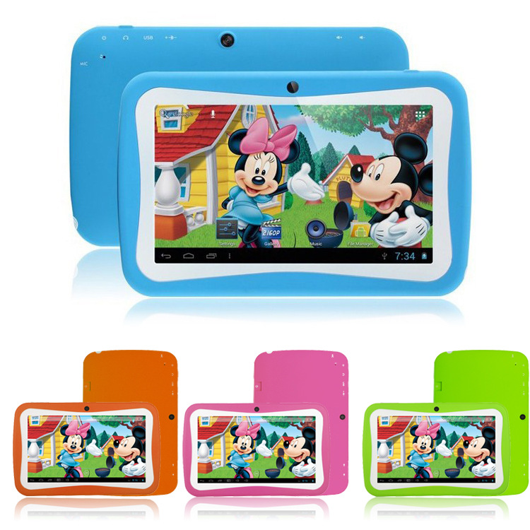 7INCH Children Tabelt Computer Learning Machine Student tutor Tool Wireless Wifi For Kids student learning process across cultures