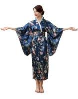 Shanghai Story Women's traditionele japanse kimono yukata cosplay kimono japones