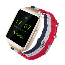 2016 New Ultrathin Smart Watch L1 Unique Design MTK2502 Bluetooth Smartwatch With Weather Forecast MT2502 for