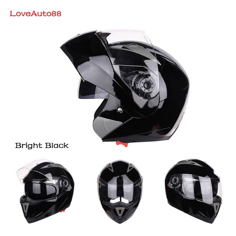 Image 5 - Full Face Motorcycle Helmet Racing Helmet for Women/Men Motocross Off Road Kask Casco De Moto Motociclista DOT Approved-in Helmets from Automobiles & Motorcycles