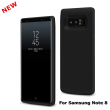 6500mAh Battery Charger Case For Samsung Note 8 Battery Case External Backup Power Bank For Samsung Galaxy Note 8 Charging Case цена