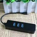 Tipo C para Adaptador LAN USB 3.1 para Gigabit Ethernet Conversor Adaptador de Rede LAN com 3 Portas HUB 3.0 HUB Com Fio para Macbook