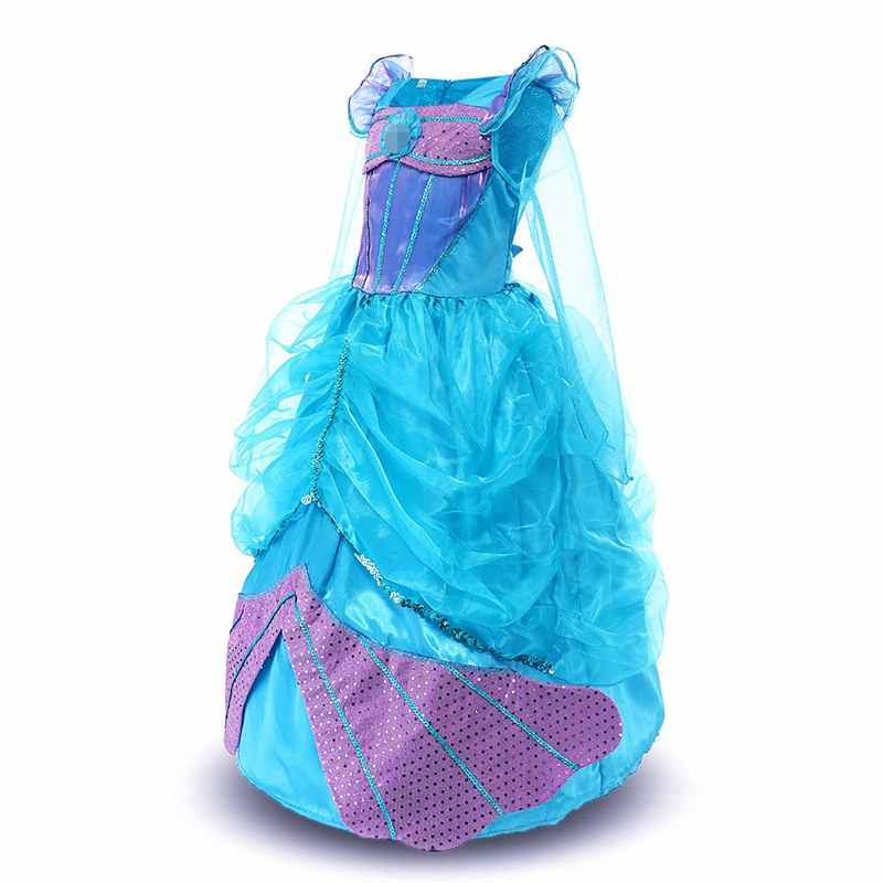 df127bc99 Detail Feedback Questions about MUABABY Little Girls Mermaid Dress ...