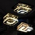Хрустальный светодиодный потолочный мини-светильник в сдержанном стиле  современный коридор  балкон  притягивающие потолочные светильник...