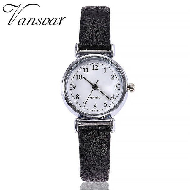 Fashion Watches Women Retro Small Dial Simple Casual Watch High Quality Women Qu