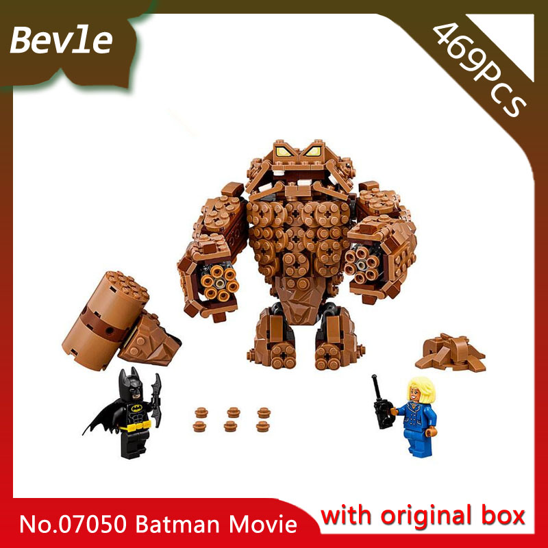 Bevle Store LEPIN 07050 469Pcs with original box Batman movie Series Rock strange Building Blocks For Children Toys 70900 Gift bevle store lepin 22001 4695pcs with original box movie series pirate ship building blocks bricks for children toys 10210 gift