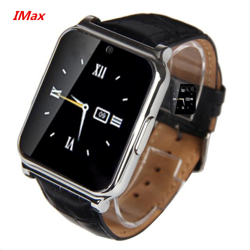 2016 Hot Wholesale smart watch W90 Wrist font b smartWatch b font for Samsung S4 Note2
