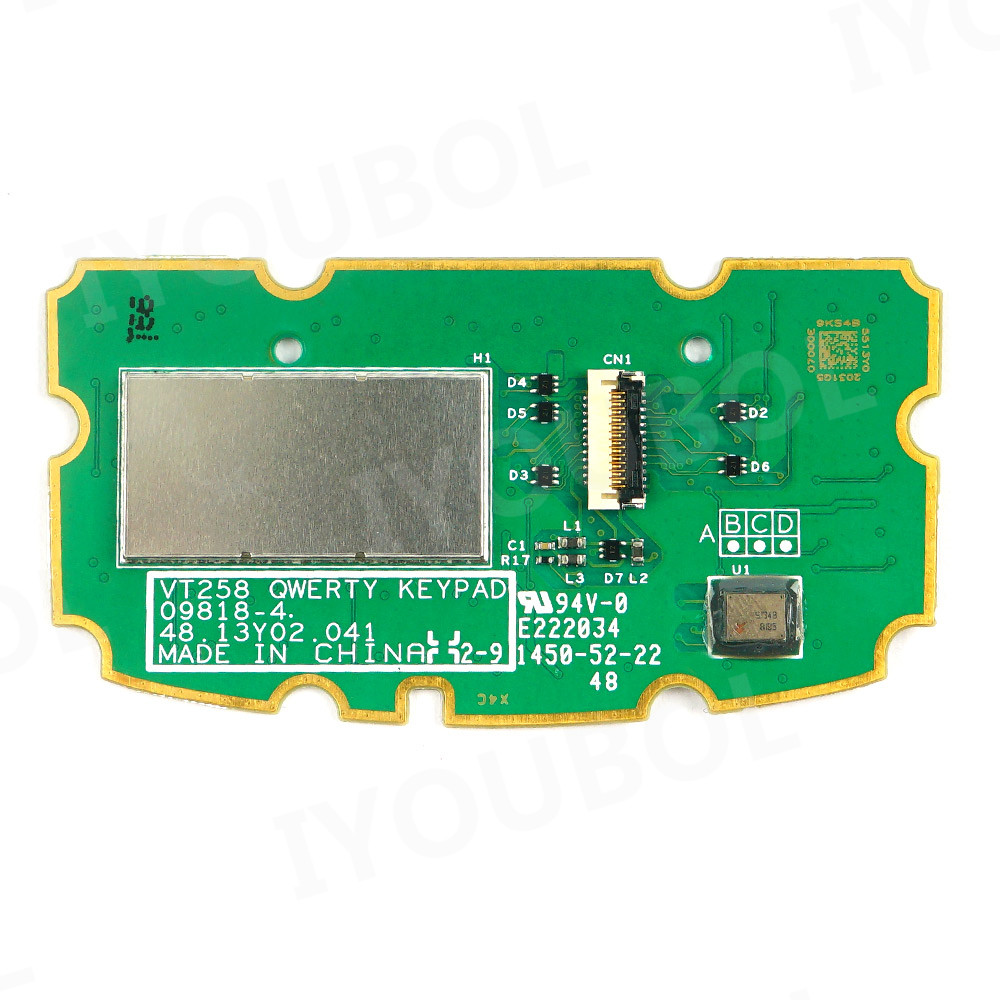 Keypad PCB (QWERTY) (VT258) for Symbol MC75A0 MC75A6 MC75A8