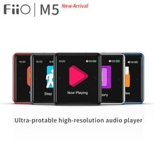 FiiO M5 AK4377 32bit/384 kHz DAC היי Res Bluetooth מגע מסך MP3 מוסיקה נגן עם aptX/ LDAC, USB אודיו ושיחות תמיכה