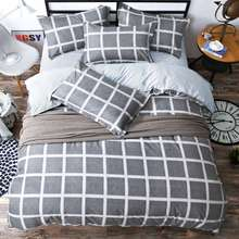 Home textile bedding set luxury bed set bed cover sheet 3/4pcs/set Queen full duvet set bed clothing duvet cover