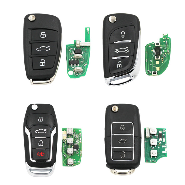 Mini KD Remote Key Generator Remotes Warehouse in mobile Phone Support Android Make over 1000 Auto Remotes + 4pc KD remote
