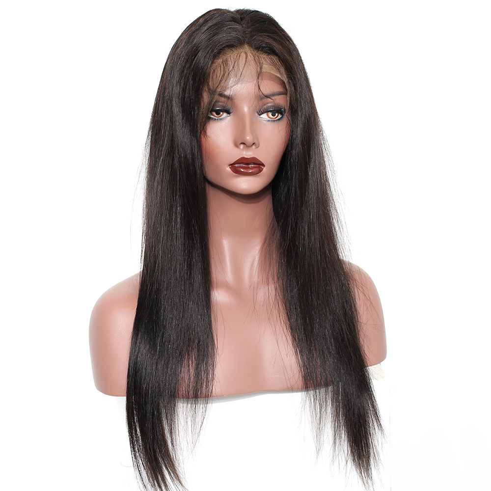 beautiful human hair wigs for black women