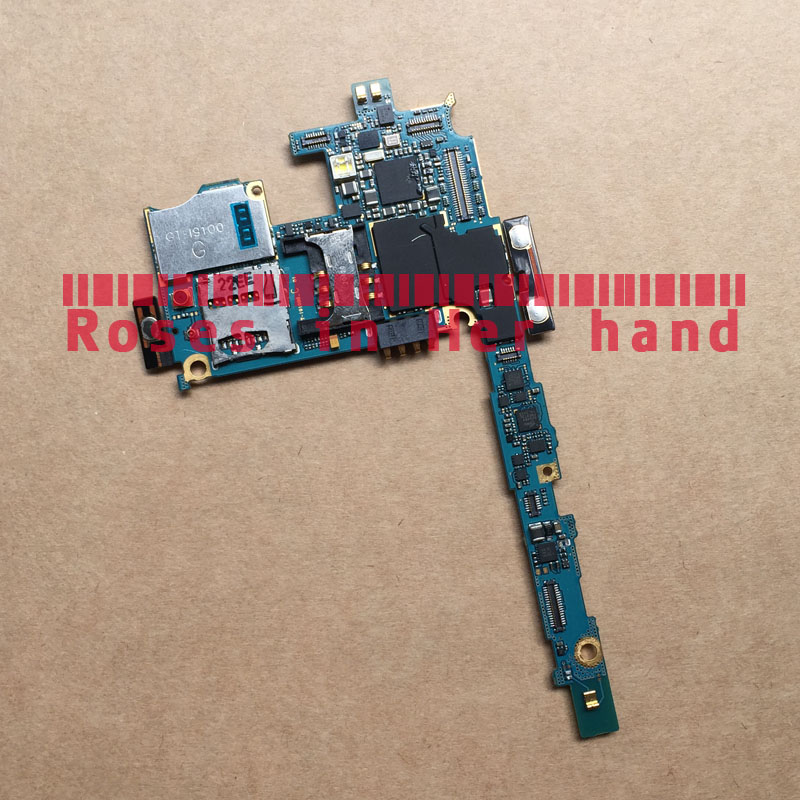 Full Working Original Unlocked For Samsung Galaxy S2 i9100G Motherboard Logic Mother Board MB Plate
