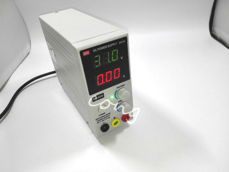 New Adjustable Switching DC Power Supply   0~30V 0~5A Lab cps 6011 60v 11a digital adjustable dc power supply laboratory power supply cps6011