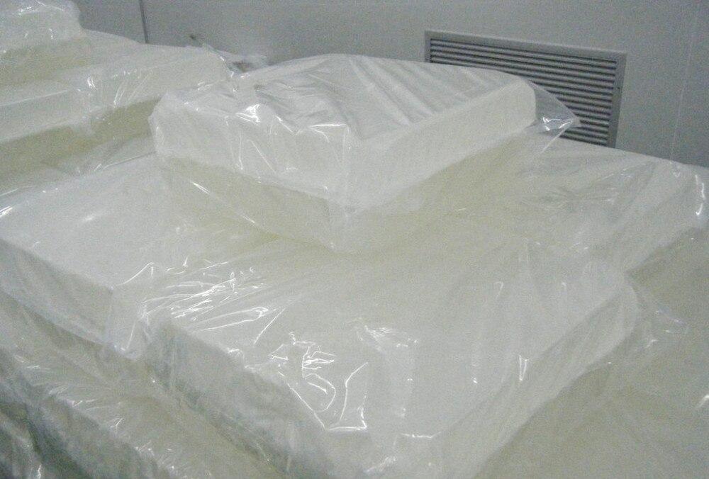 1 KG = 1 pc Base de savon Transparent de haute qualité bricolage savon fait main matières premières Base de savon pour la fabrication de savon