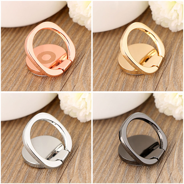 Universal 360 Degree Rotation Finger Ring Smartphone Holder 2