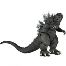 Elsadou NECA 2001 Godzilla Toy Doll Action Figure with Box 7″