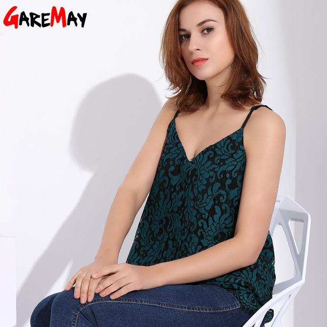 Camisole Tank Women Tops And Blouses 2018 Sexy Summer Tops Women