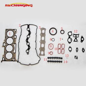 4B10 4B11 для MITSUBISHI LANCER CY4A 16V ASX полный набор комплектов для восстановления двигателя детали двигателя уплотнительная прокладка двигателя 1000B334