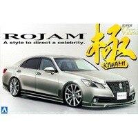 İSG Aoshima 00852 1/24 Rojam 21 Taç Kraliyet Saloon Ölçekli Montaj Araba Modeli Yapı Kitleri