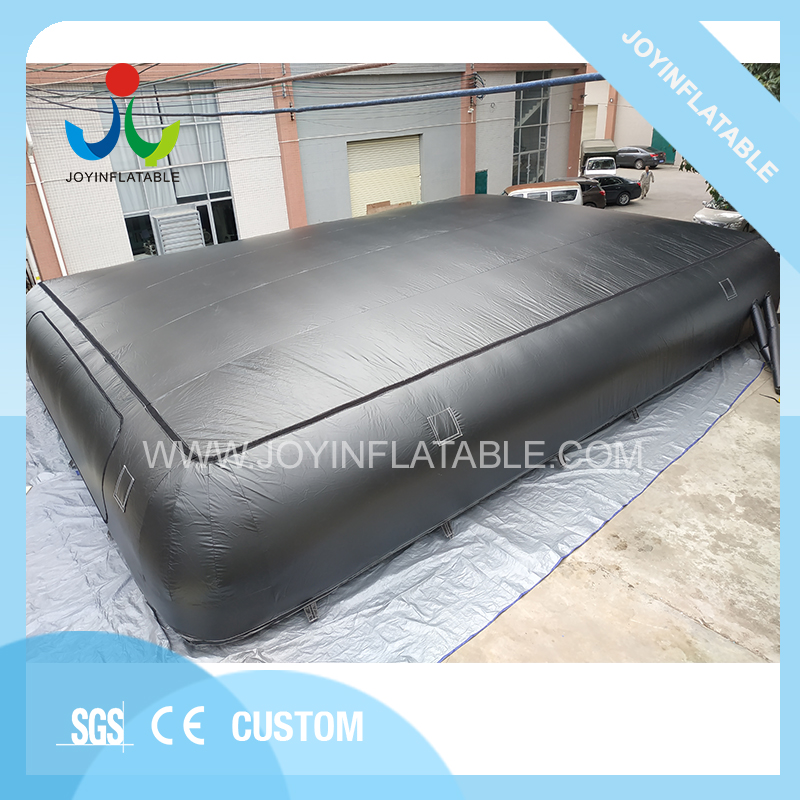 Adult trampoline inflatable airbag freestyle outdoor jumping pillow for outdoor sport