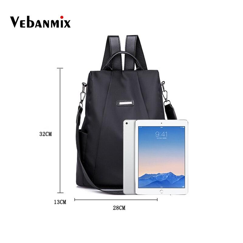 Bolsa de Laptop Daypacks Casuais Adolescente Bolsa Escola