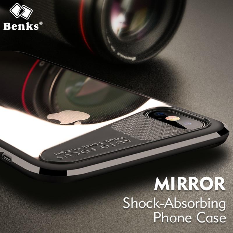 Бэнкс для IPhone X 10 Защитный чехол Крышка Ultra Thin Slim Fit корпусе ТПУ полный охват защиты бампер кожи для iPhone X