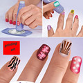 2016 New Hot sale Manicure sets printing nail art device Plastic Nail Art Tools  free shipping