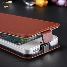 KISSCASE Retro Case For iphone 4 4S 4G Stylish Leather Cases Flip