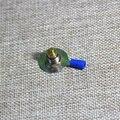 Love me 10 peças mais novo 510 conector de mola para a caixa mecânica mod cigarros eletrônicos diy conector de auto-ajuste mod
