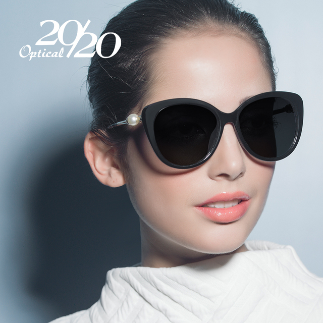 Classic Retro Polarized Sunglasses Women Brand Designer Metal frame Sun glasses for woman Luxury Female oculos De sol 7027
