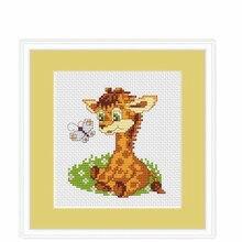 5D DIY Diamond Painting Cute Pony Embroidery Cross Stitch Kit Wall Home Decor 25*30CM #K400Y#