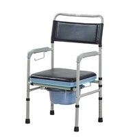 Укрепление Нескользящие горшок поднял пожилых людей/пациентов/беременная женщина бытовой стул, комод регулируемым раза горшок табурет