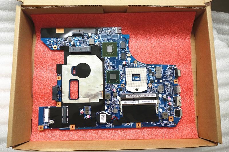 Z570 płyta nadaje się do Lenovo Z570 notebook pc 10290 2 48.4PA01.021 HM65 GT520M, wysokiej jakości w Płyty główne od Komputer i biuro na AliExpress - 11.11_Double 11Singles' Day 1