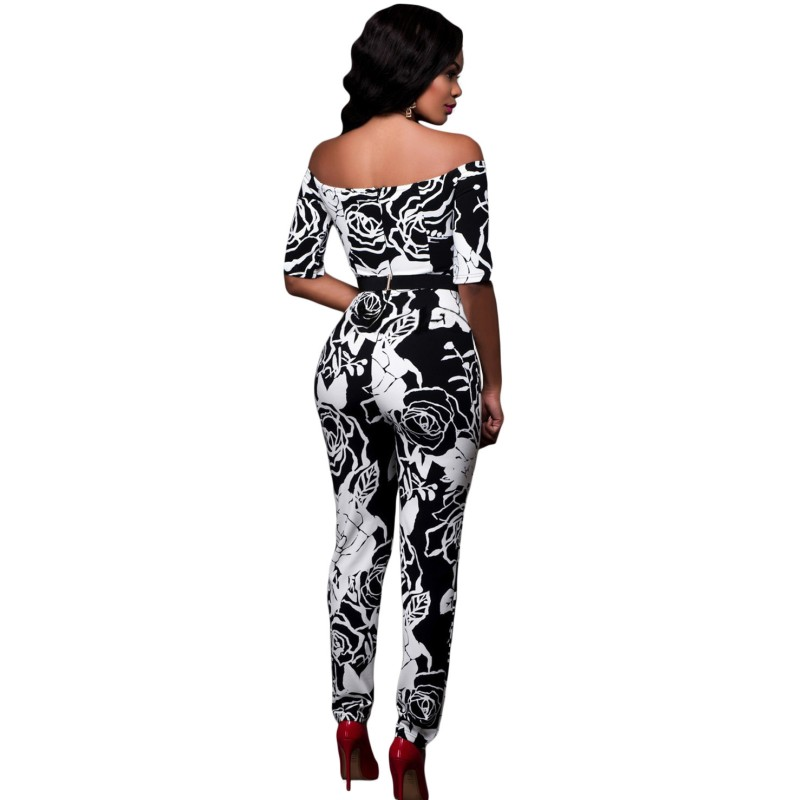 Monochrome-Rose-Print-Belted-Off-Shoulder-Jumpsuit-LC64179-4-3_conew1