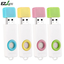 Portable Air Fresher USB Aromatherapy Oil Heating Diffuser Indoor Air Freshener Fragrance Device Essential Oils MIni USB Gadgets