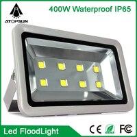 1pcs 300W 400W 85 265V Outdoor Floodlight LED Spotlight Flood Light Wash Light Waterproof Warm Cold