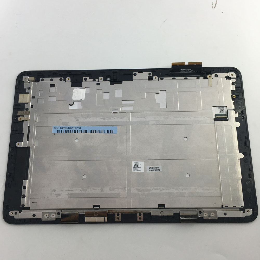 Used Parts For ASUS Transformer Book T100H T100HA LCD Display +Touch Screen Digitizer Replacement With Frame ASNGDM-1011404 V1.0