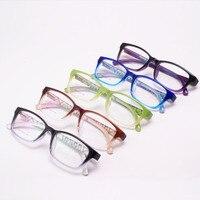 Memory Board Frames Dichroic Glass Frame Man Student Green Tide Adornment Gradual Blue Glasses Myopia Model Purple Brown