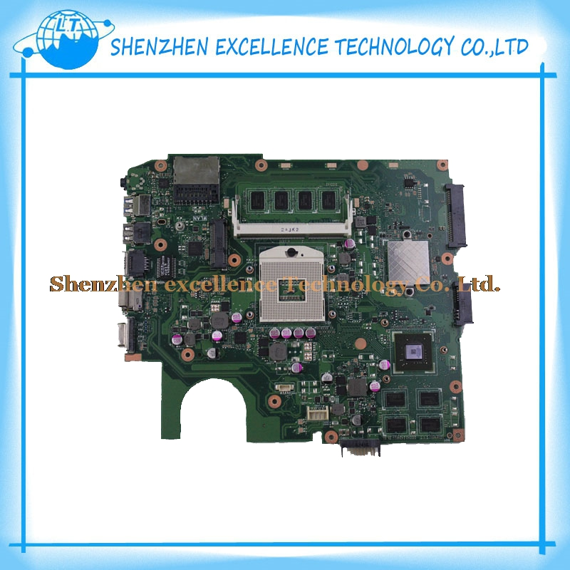 For ASUS X45VD REV 2.0 motherboard X45V laptop mainboard GT610M With 2GB RAM Slots tested well free shipping