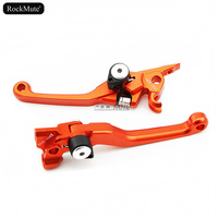 Motorcycle Dirt Bike Off Road Pivot Front Brake Clutch Lever For KTM 250 300 350 400 450 EXC EXC F XC SX SX F XC F XC W XCF W SM