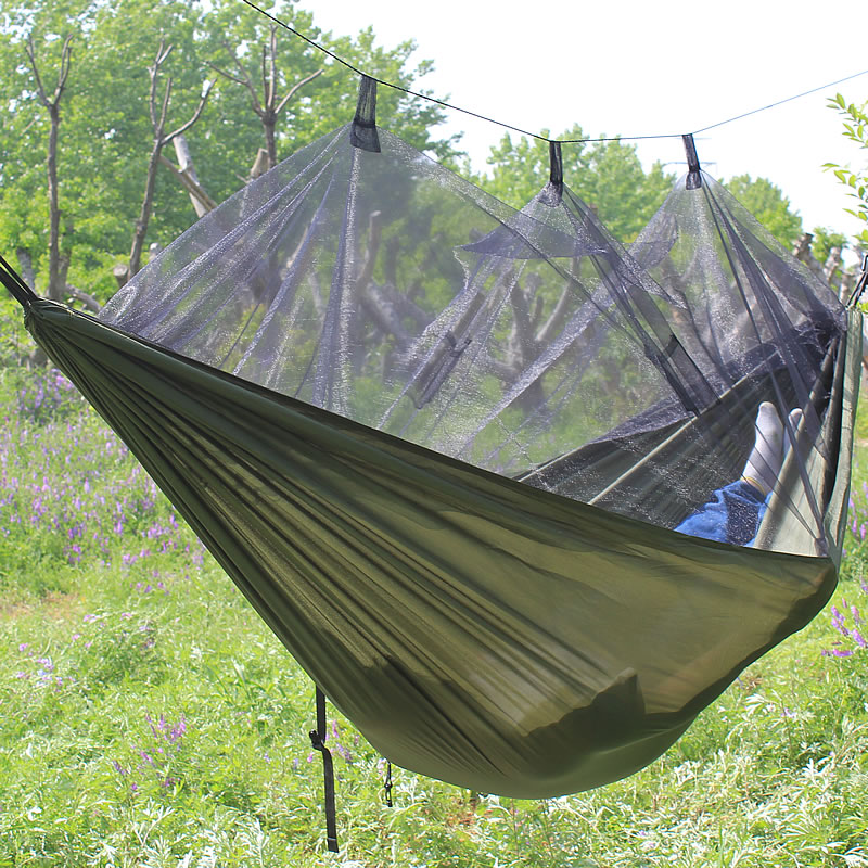 Hamaka Hammock With Mosquito Net Hamak