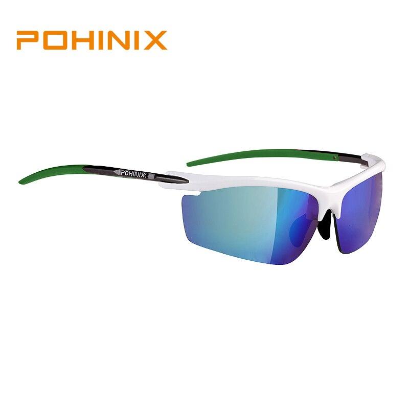 POHINIX Dream PX002 TR90 Anti-ultraviolet Sports de plein air lunettes de soleil vélo lunettes de cyclisme polarisées vtt lunettes de vélo