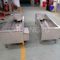 Двойными стенками ss304 питьевой воды желоб для коровы/Коза/лошадь/Camel Применение