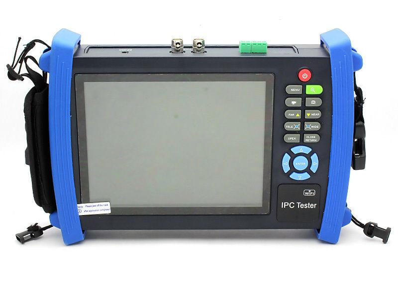 Free shipping!IPC-8600 7 HD Touch Screen Monitor IPC-8600 ONVIF IP Camera HDMI PTZ POE CCTV Tester