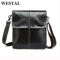 MARRATN Men Bags Genuine Leather Man New Crossbody Shoulder Bag Men Small Business Bags Male Messenger
